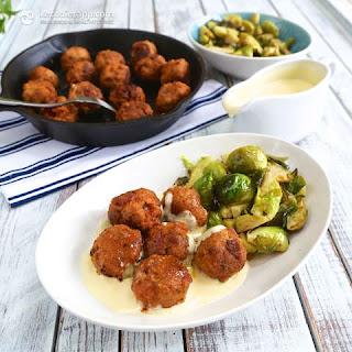 Spiced Chorizo Meatballs.