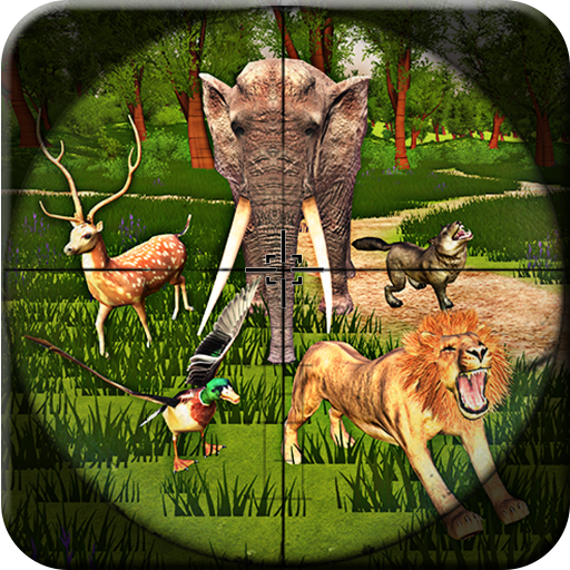 Forest Wild Animal Hunting: FPS Shooter