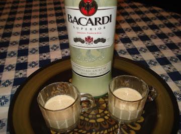 Coquito (traditional Puerto Rican Cordial) Recipe