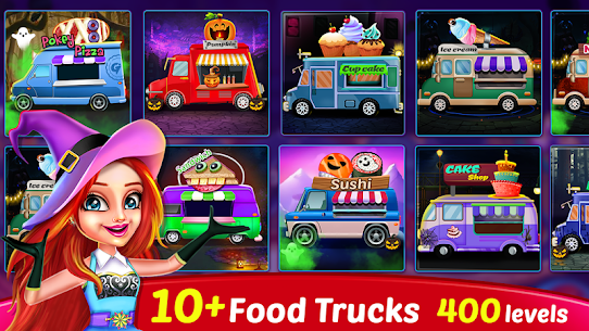 Halloween Cooking: Chef Madness Fever Games Craze 7