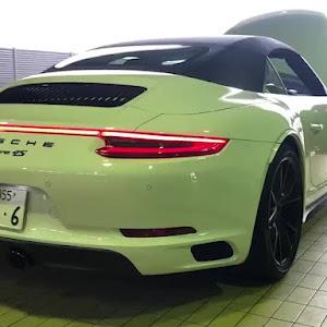 911  991後期 2017年式のマフラーのカスタム事例画像 shokoさんの2019年01月14日17:56の投稿