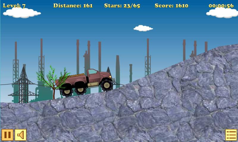Truck Racing- screenshot