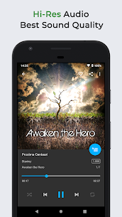 Omnia Music Player – Hi-Res MP3 Player, APE Player v1.3.4 [Premium] 3