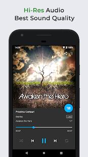 Omnia Music Player – Hi-Res MP3 Player, APE Player v1.2.7 build 47 [Premium] [Mod] 1