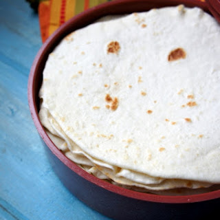 Authentic Homemade Tortilla