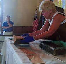 Photo: Time Capsule at Canaan http://CanaanUMC.net/