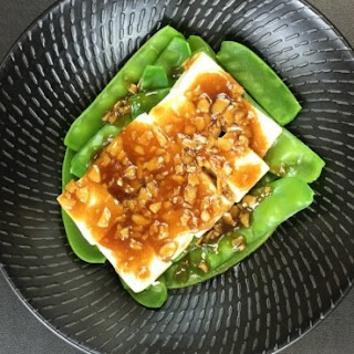 Steam Tofu With Oyster Sauce Recipes.
