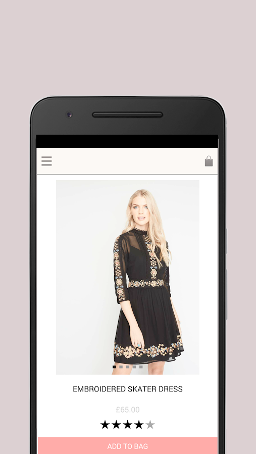 Miss Selfridge- screenshot
