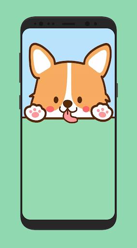 Girly Wallpapers u2665 Cute Background 5.1 screenshots 5