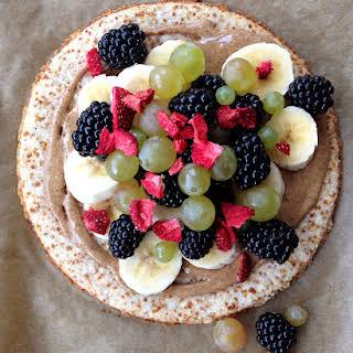 Fruity Coconut Breakfast Tart.