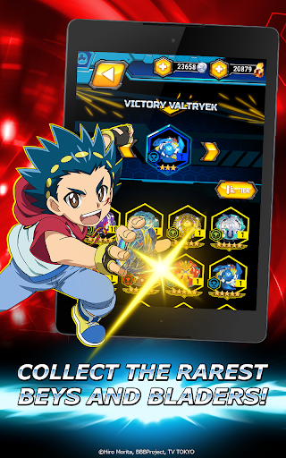 Beyblade Burst Rivals 1.2.2 screenshots 7