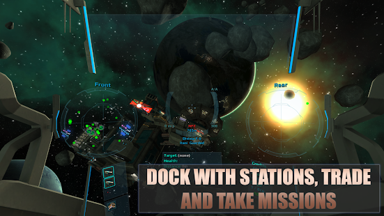 Vendetta Online HD - Space MMO- screenshot thumbnail