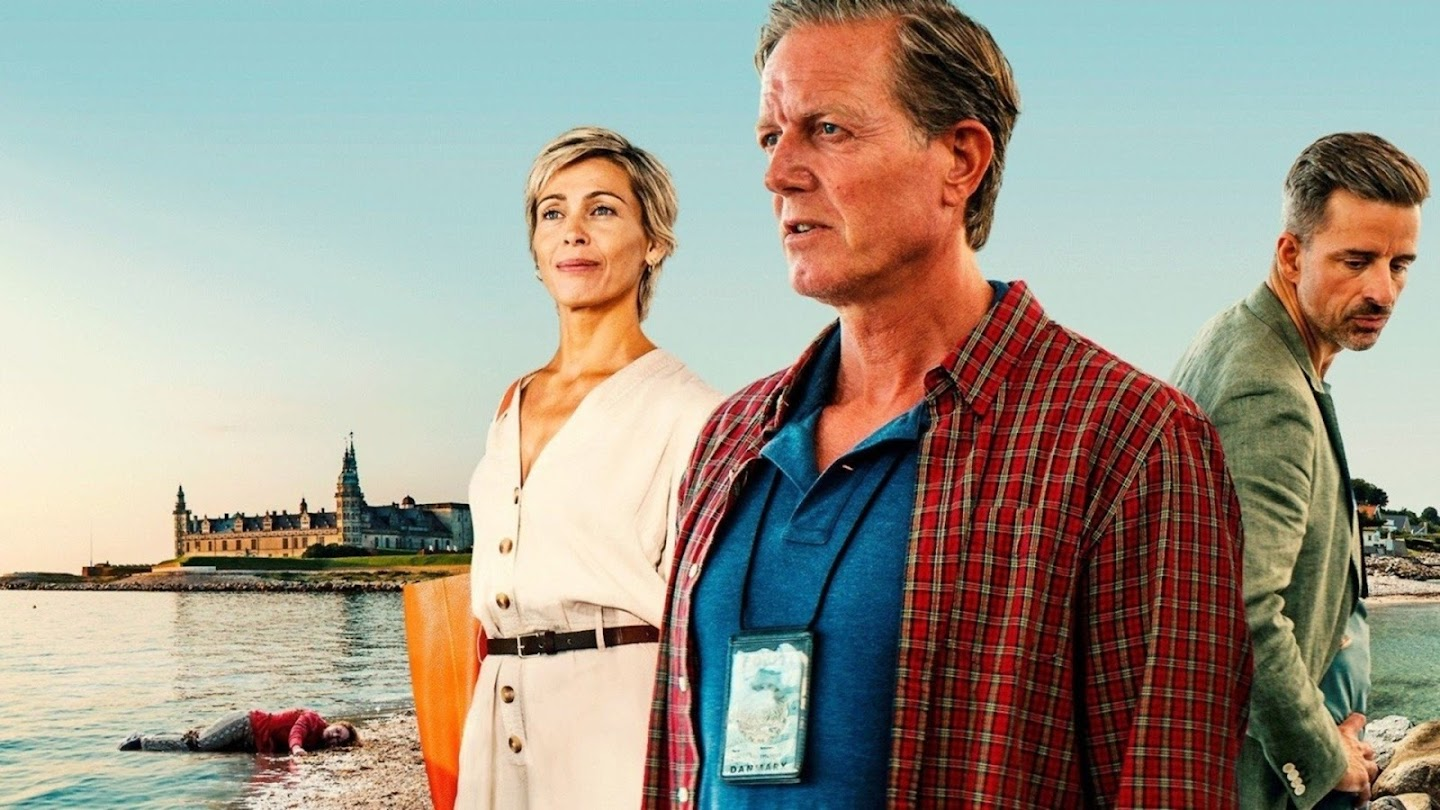 Watch The Sommerdahl Murders live