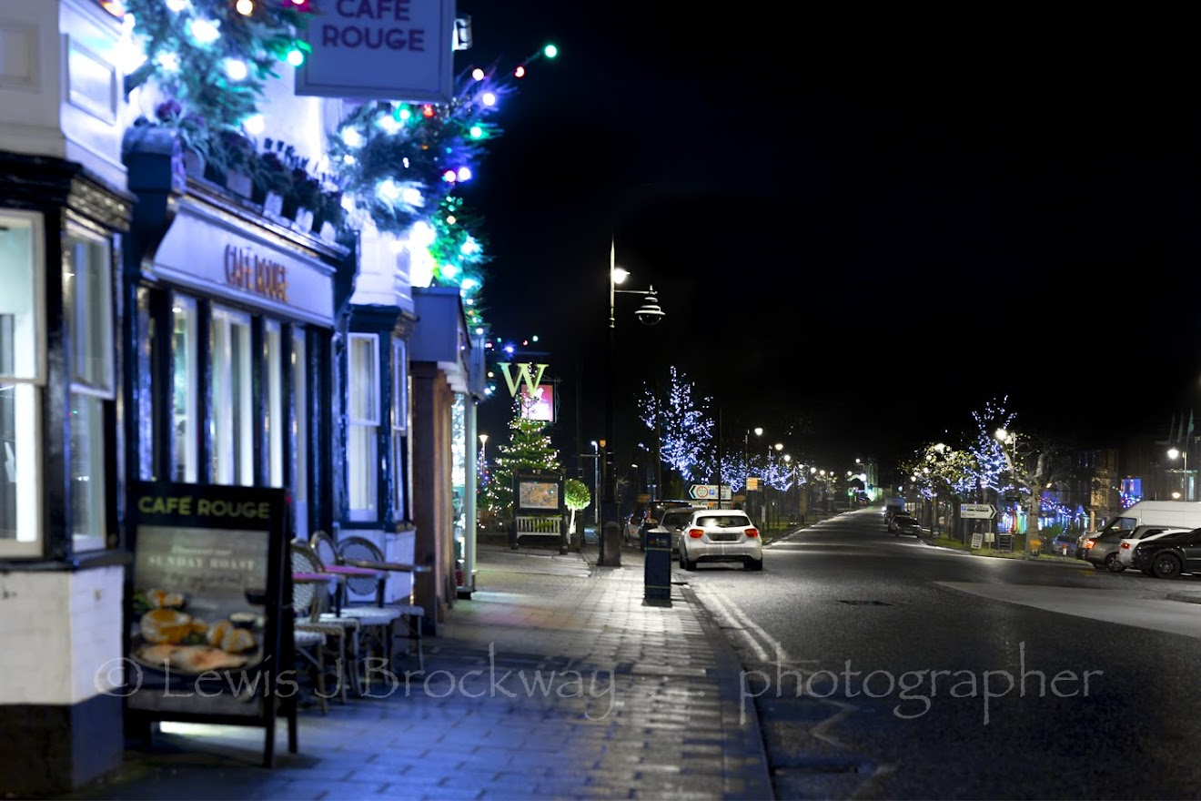 Tenterden Christmas Lights 2017 photos