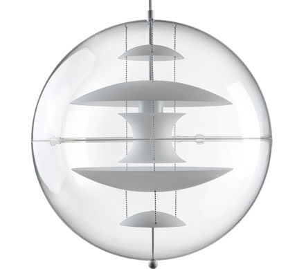 VP Globe glass