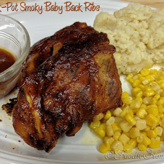 Crock-Pot Smoky Baby Back Ribs.