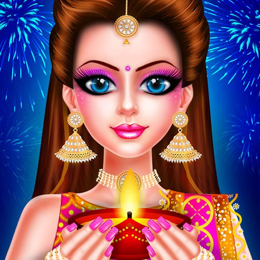 Indian Doll Diwali Celebration (game)