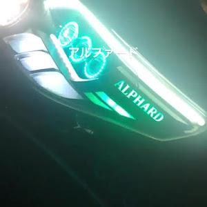 アルファード ANH20Wのカスタム事例画像 颯さんの2020年04月12日21:50の投稿
