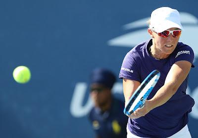 Kirsten Flipkens en Greet Minnen plaatsten zich in Doha voor de tweede kwalificatieronde
