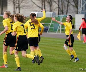 📷 Zo gingen de Red Flames U17 voorbij Finland op weg naar EK