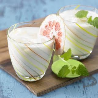 Citrus-Soy Drink.