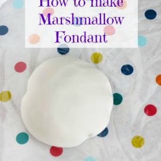 How to make Marshmallow Fondant (Two Ways!)