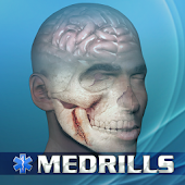 Medrills: Skull and Brain