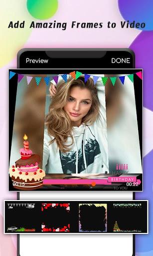PhotoVid - Photo Video Maker con capturas de pantalla de música 5