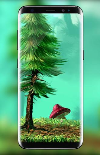 Forest Live Wallpaper 2018 HD Background Nature 3D 1.4 screenshots 1