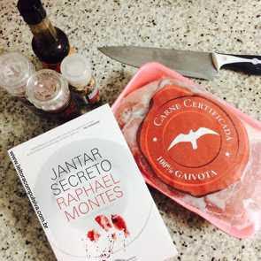 fotos e livros jantar secreto raphael montes companhia das letras blog leitora compulsiva