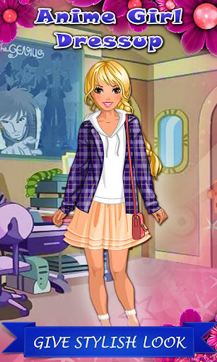 Anime Girl: Exclusive Dressup