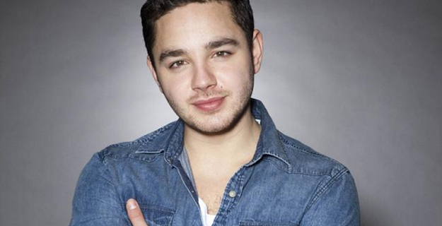 Adam Thomas wants his own TV show