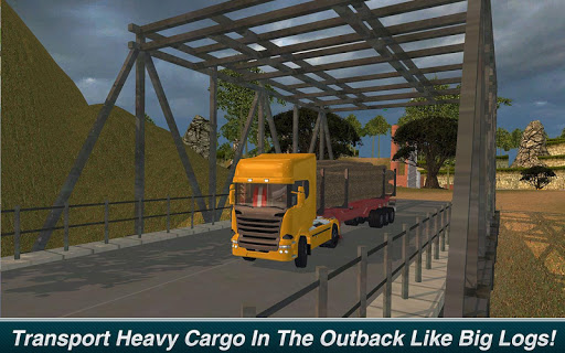 Offroad Truck Driver: Outback Hills 2.0 {cheat|hack|gameplay|apk mod|resources generator} 5