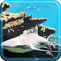 Sharks Coral Reef live wallpaper