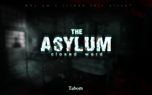 Asylum (Horror game) Screenshot