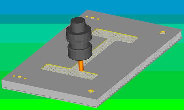 В ALPHACAM существует функция Автостили обработки (AutoStyle)