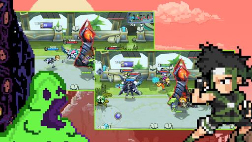 Télécharger Gratuit Monstre contre héros Moba APK MOD (Astuce) screenshots 1