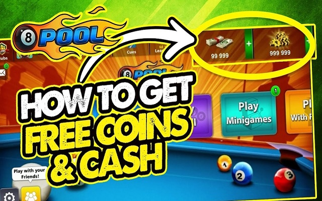 8 Ball Pool Hack 2021 99999 Coins