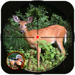 Safari Deer Hunter African Animals Icon