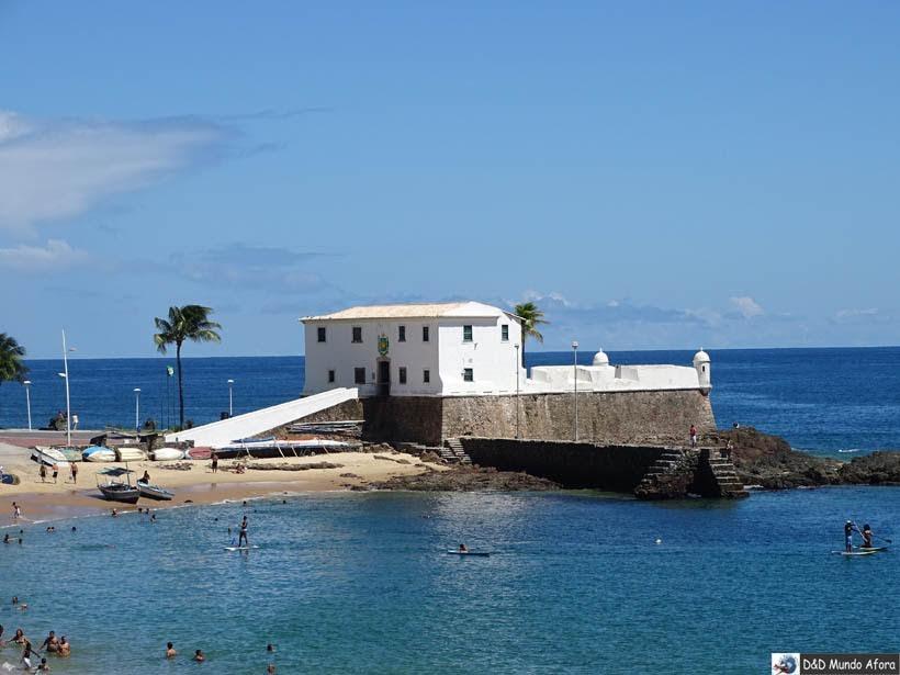 O que fazer em Salvador (Bahia) - Forte Santa Maria