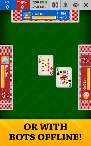 Spades Free: Card Game Online and Offline 3.0.15 screenshots 3