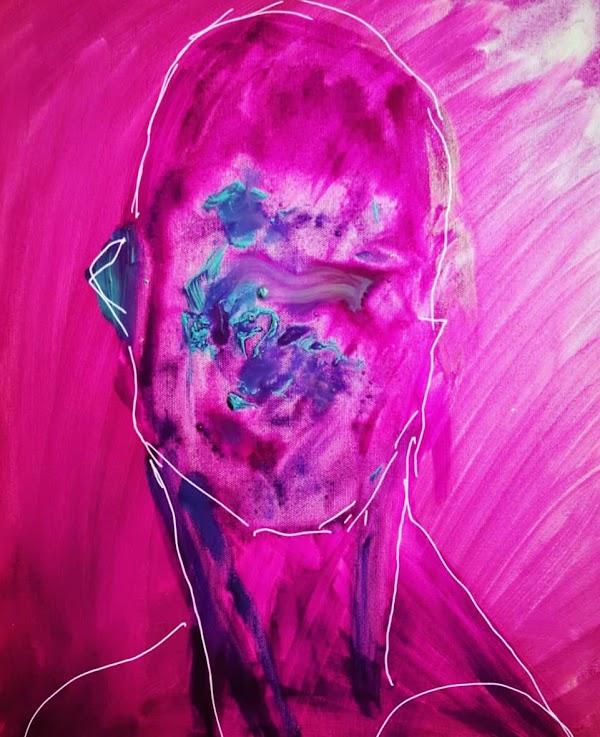 Art work by Neda Rajabi