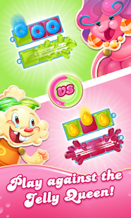 Candy Crush Jelly Saga android mod