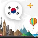Play and Learn KOREAN free icon