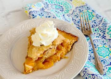 Alabama Peach Pie