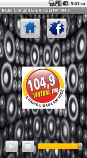 Rádio Comunitária Virtual FM