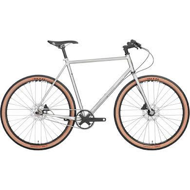 All-City 2021 Super Professional Single Speed Bike - 650b