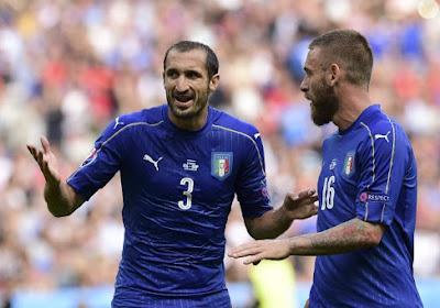 Deux autres retraites en Squadra Azzurra
