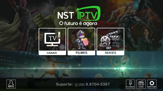 NST IPTV - PRO on Windows PC Download Free - 3 0 8 - com br