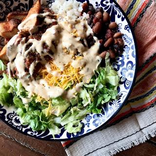 Chipotle Chicken Burrito Bowls.